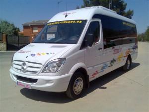microbus alquiler inteligente en madrid
